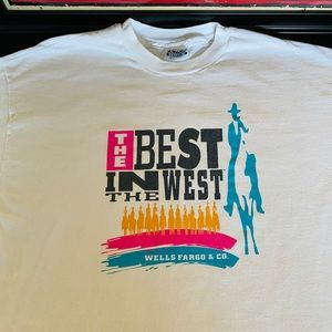 Best in the West Vintage Tee
